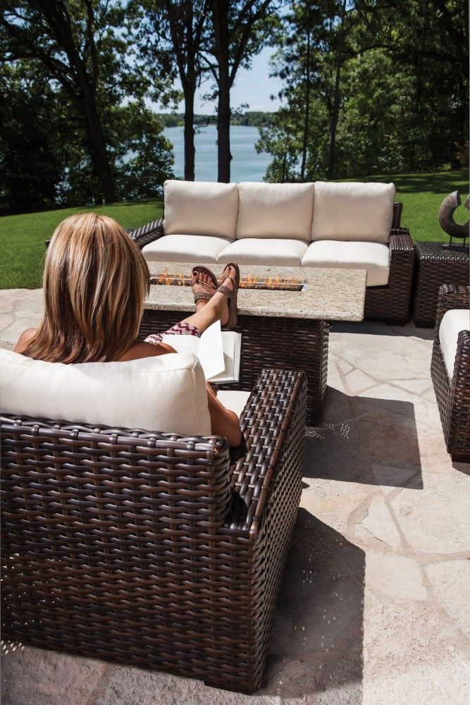 18 best Wicker Patio Furniture images on Pinterest