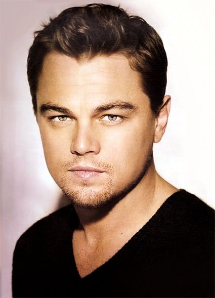 . color photos_      Leonardo DiCaprio