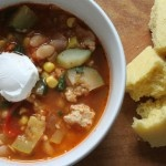 Seasonal Recipe: Summer Vegetable Chili | Army Wife Life | Pinterest