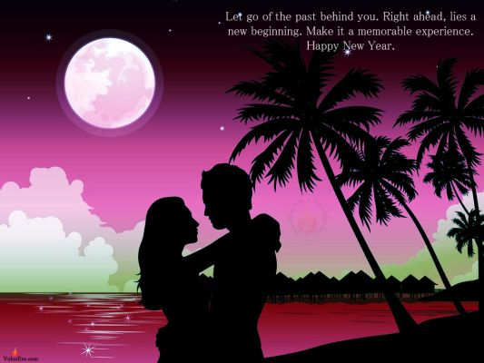 romantic new year quotes