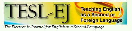 TESL-EJ began as the brainchild of a group of scholars who saw the need for a freely-distributed electronic academic journal. It has grown to become an internationally-recognized source of ESL and EFL information for people in scores of countries.