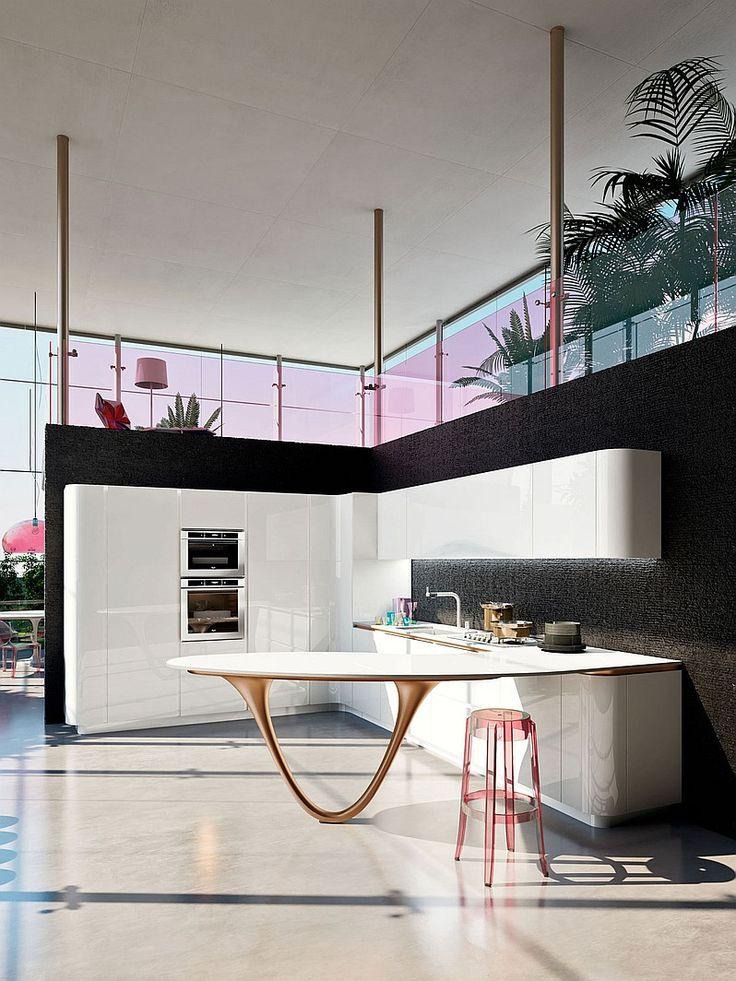 60 Best Images About Furniture Design On Pinterest   Designer Kuche  Halbinsel Ola25