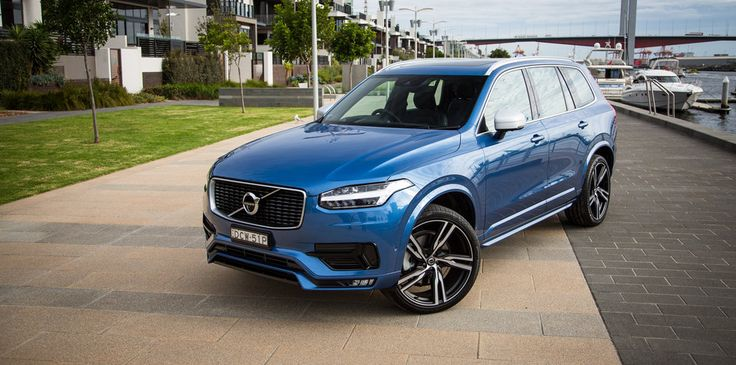 2016 Volvo XC90 T6 R-Design: Long-term report one