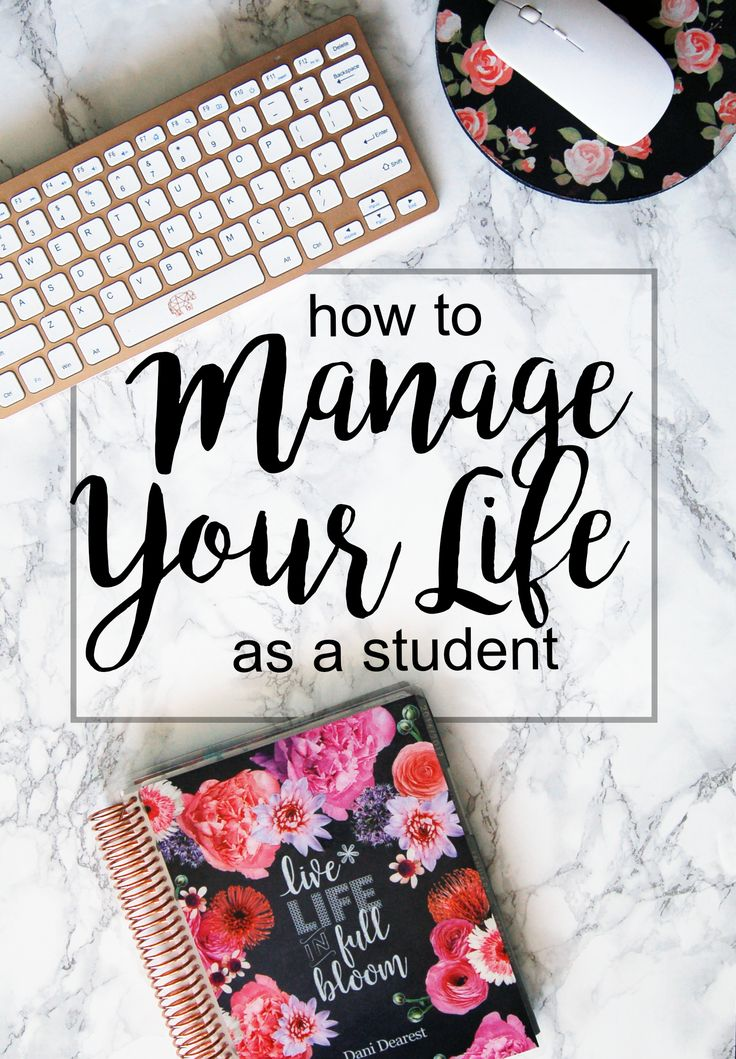 As students, we juggle a lot. Work, classes, homework, clubs, sports, extracurricular activities, volunteering, roommates, family, and friends. As a college blogger, focusing on helping you excel in your life and studies, I am constantly asked by new college students