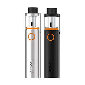 The SMOK VAPE PEN 22 is a great Starter Kit with 1650mAh internal battery and SMOK X1084 Atomizer. The vaporizer features a clever one-button-for-all design, an intelligent battery life indicator, it can be easily disassembled and comes with (2) 0.3Ohm coils!