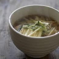 豆腐ときのこのあんかけスープ | 美肌レシピ