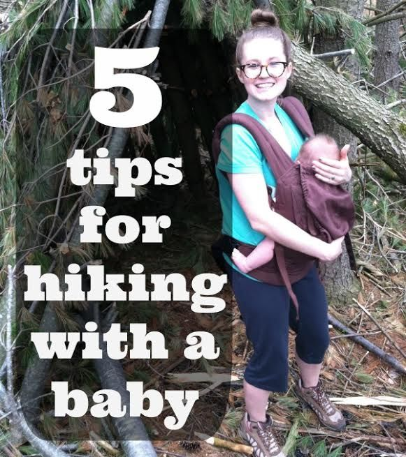 5 Tips for Hiking With A Baby - Whole Family Strong