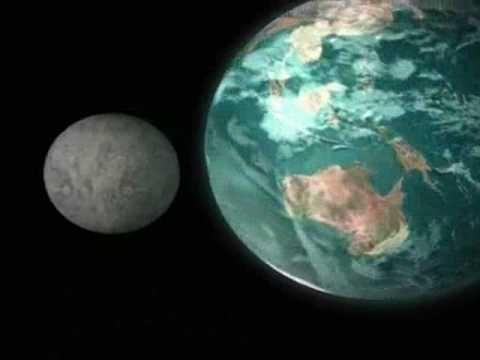 "Documental ""Interior del Sistema Solar"""
