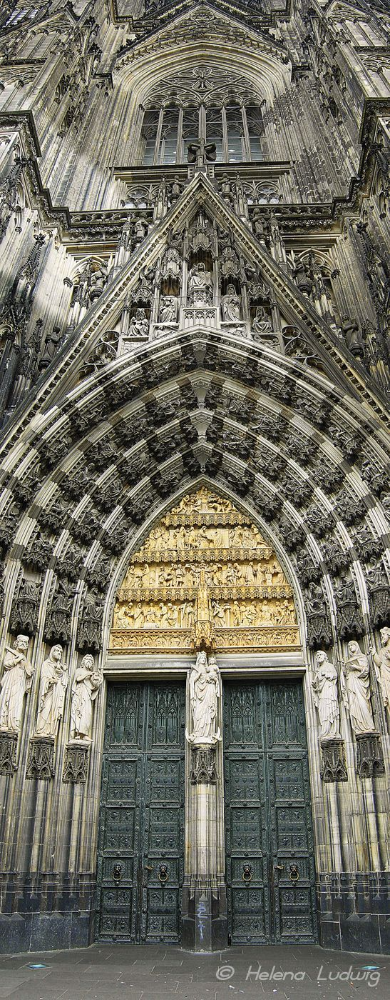 The cathedral of Col lovely art