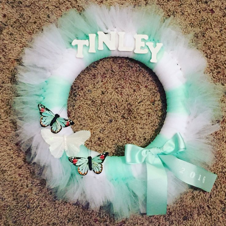612 Best Tulle Everything Images On Pinterest: 17 Best Ideas About Tulle Crafts On Pinterest