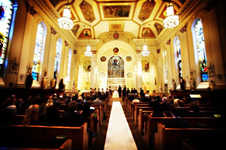 Our Actual Church! Assumption Catholic