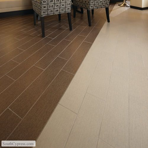 69 best wood look tile room scenes images on pinterest wood look st germain creme and chocolate featured on the modern wood look tile page from south cypress ppazfo
