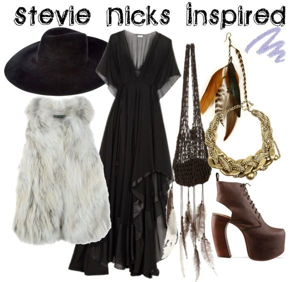 stevie nicks inspiration