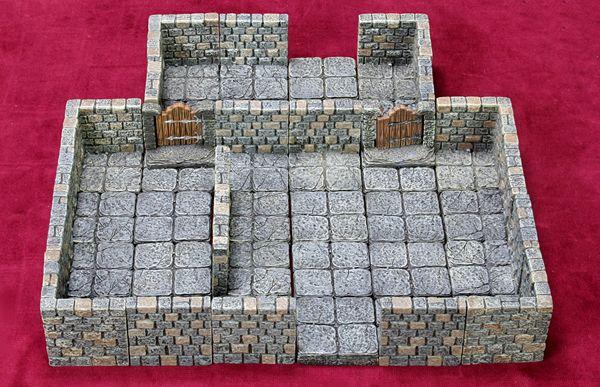 Dwarven Forge Game Tiles: Affordable Adventuring