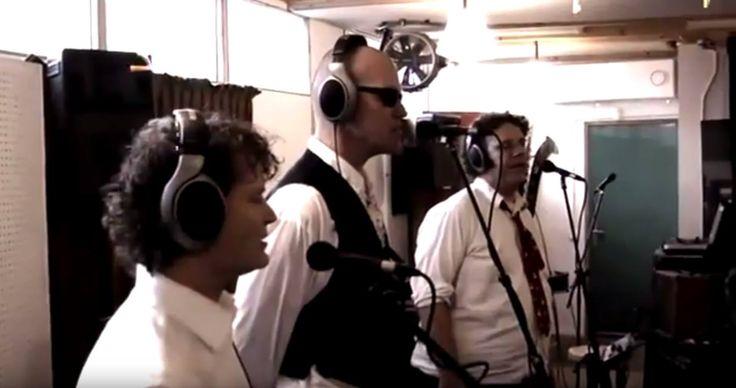 """The Bartenders Reunion is een oud-studentenband van de Universiteit Twente. De bandleden studeerden in de jaren 1986-1994 in Enschede. Ter ere van het 25-jarig bestaan componeerde de band het eerste eigen nummer, de song """"25 years of friendship and soul"""". Tijdens de opnames in februari 2011 liepen enkele camera's mee, hetgeen leidde tot deze videoclip: https://youtu.be/8CQyWKy3Ajk #ThrowbackThursday"""