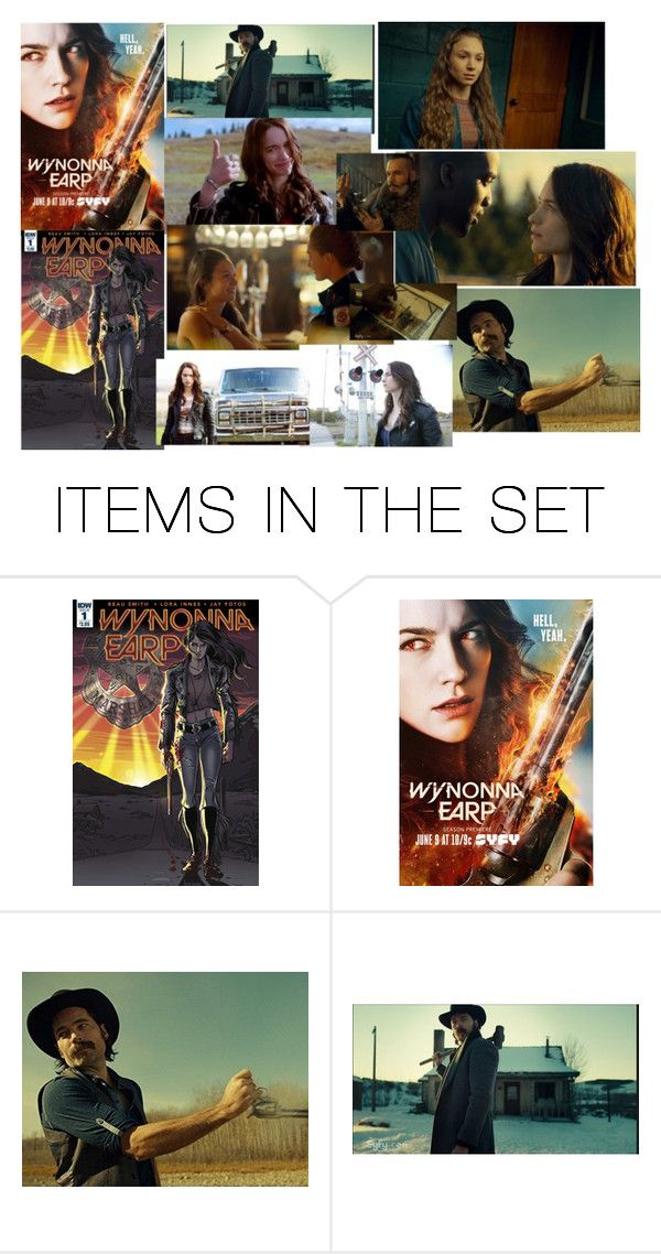 """""""Wynonna Earp"""" by emily-dickson-1 ❤ liked on Polyvore featuring art"""