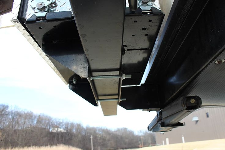 Slide In Truck Camper Steps