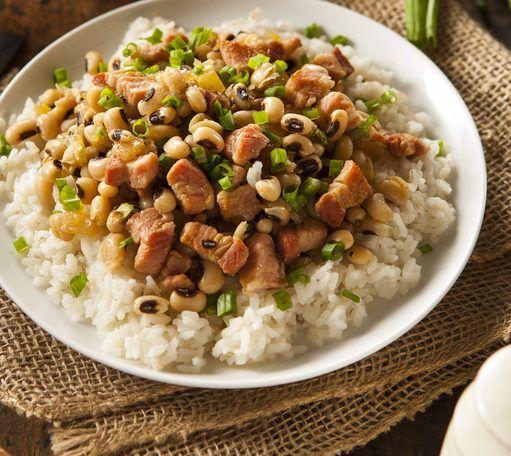 Hoppin' John: Bohnen-Reisgericht aus den Südstaaten