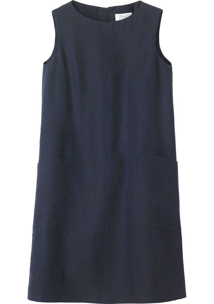 Dora Pinafore Dress - TOAST