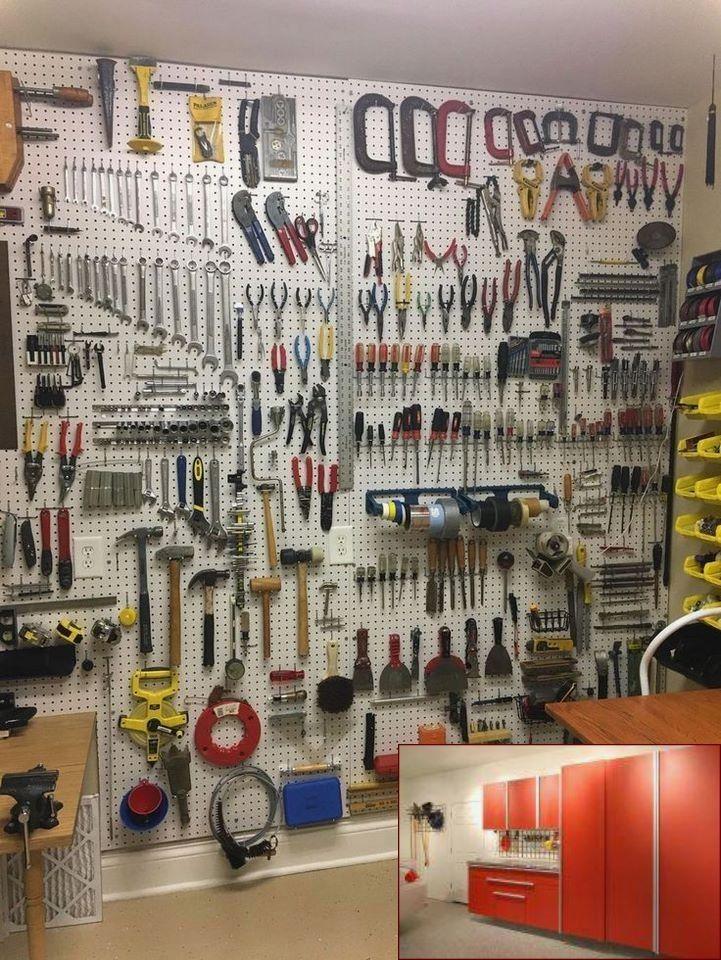 Garage Work Organization, Garage Storage Design Tool