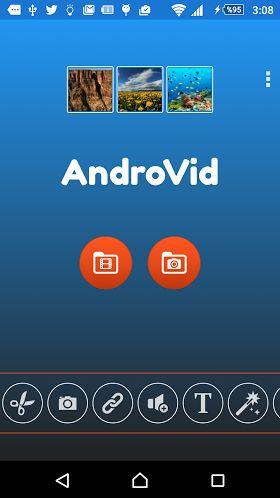 AndroVid Pro Video Editor v2.6.4 Apk full | Free Apks