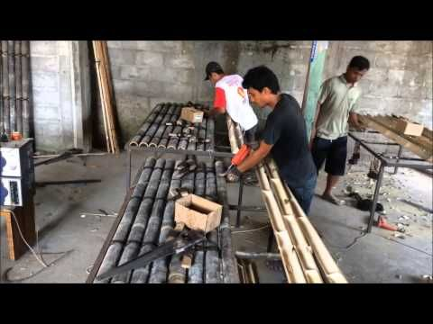 Bamboo, Bamboo Indonesia Production - Factories - YouTube