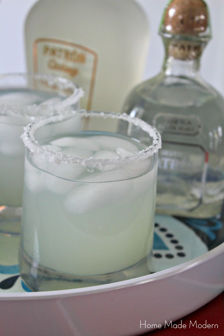 the perfect margarita recipe for 2