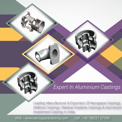 Aerospce Casting: Aluminium Castings | Aluminium Castings Manufactur...