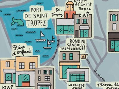 Map_for_kids_in_french: Wedding Maps, Illo Style, Maps For Kids In French Maaap, France Riviera, Mimi Maps, Actually Inspo, Maps Dribbbl, French Magazines, Maps Stationery
