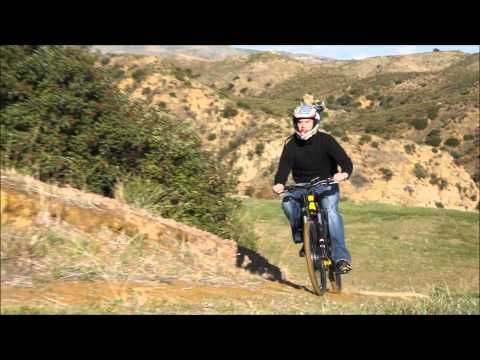55 MPH 10,000W AWD Electric Offroad Mountain Bike from Hi-Power Cycles - YouTube