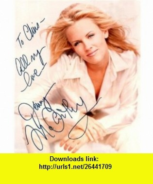 Jenny Mccarthy Playboy Playmate Signed 8 X 10 Publicity Photo (Autographed Photograph) Jenny Mccarthy ,   ,  , ASIN: B0029K011M , tutorials , pdf , ebook , torrent , downloads , rapidshare , filesonic , hotfile , megaupload , fileserve
