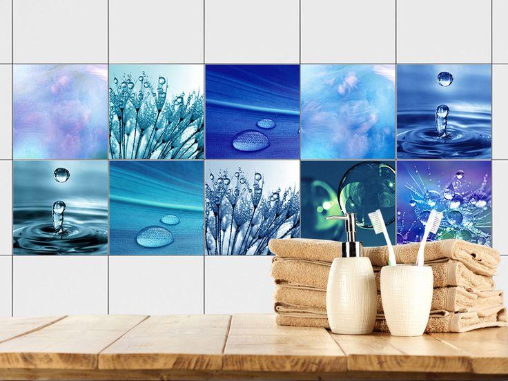 20 besten fliesenaufkleber bilder auf pinterest. Black Bedroom Furniture Sets. Home Design Ideas