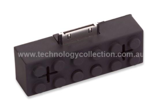 iPod Docking Station Speakers (product code: YT-S006) #lego #gift #resellers #promoproducts #legospeakers #speakers #black #iphone #ipod #dock http://www.yatamatechnology.com.au/