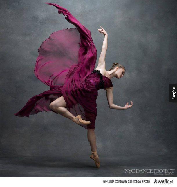 NYC Dance Project, czyli niezwykłe zdjęcia ukazujące piękno tańca