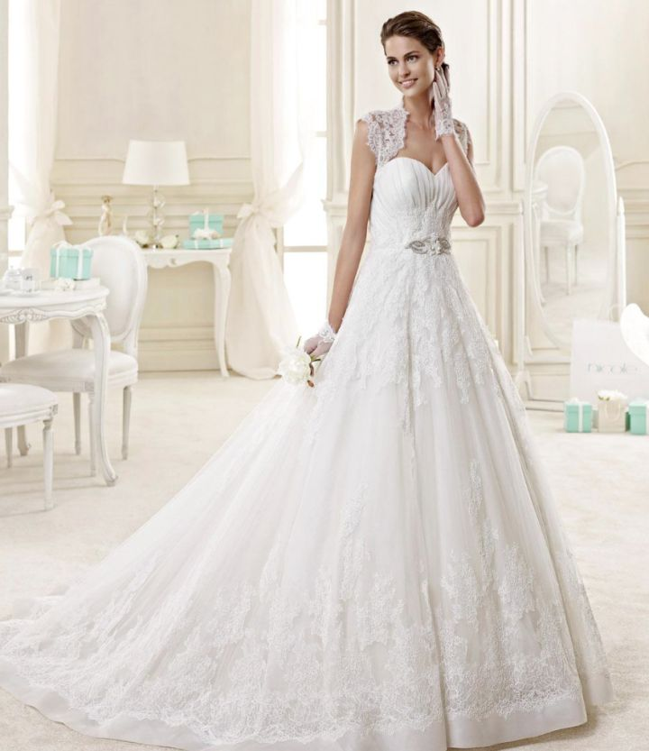Gorgeous Nicole Spose Wedding Dresses 2015 Wedding Dress
