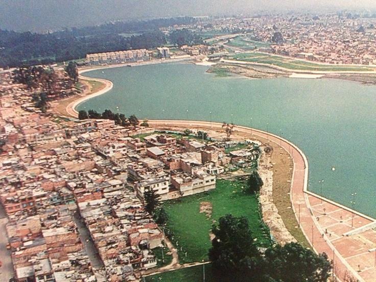 Juan Amarillo wetland. Bogotá, Colombia.