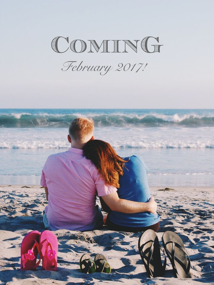 #pregnancy #announcement #parents #expecting #pregnant #beach #baby