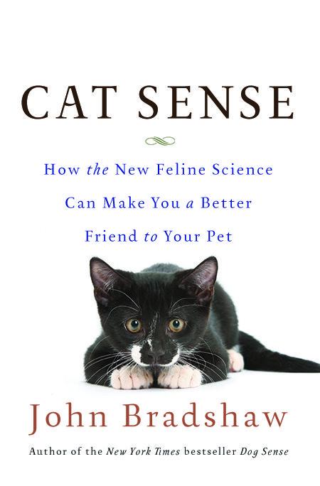 Cat Sense, by John Bradshaw