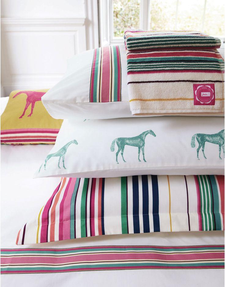 PILLOWHORSE Horse Print Pillowcase