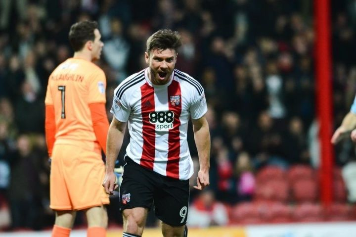 West Brom have added Brentford hotshot Scott Hogan to their January wish list. aggies boss Tony Pulis is after a  Source