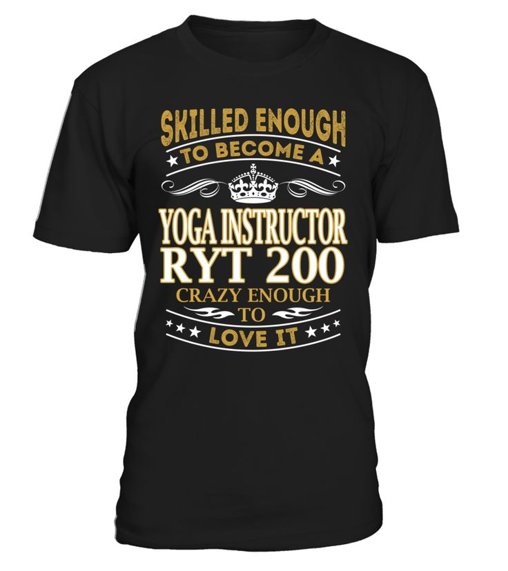 Yoga Instructor Ryt 200 - Skilled Enough To Become #YogaInstructorRyt200