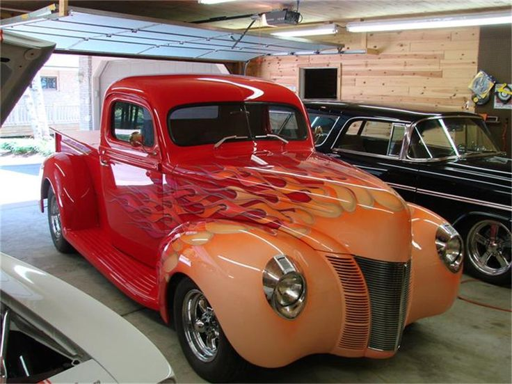 1940 ford pickup for sale | 1940 Ford Pickup for Sale | ClassicCars.com | CC-404176