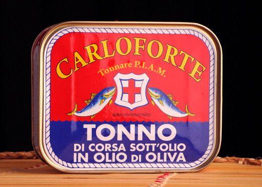 Prodotti Tipici Sardi ::: Tonno di Corsa di Carloforte - Prodotti Tipici Quality Sardegna - Vini e prodotti tipici Sardi - Specialità alimentari della Sardegna ::: prodotti tipici sardi