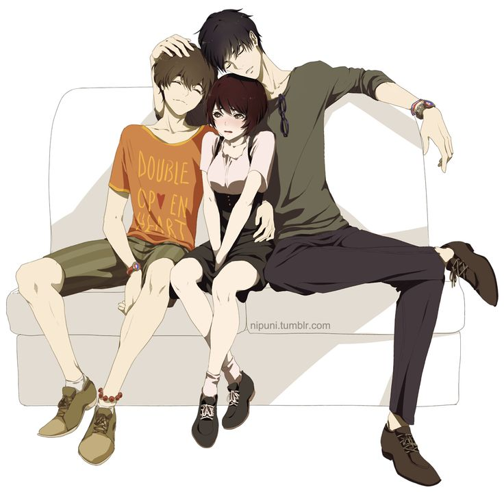Zankyou no Terror~ This anime is amazing! I miss them :(