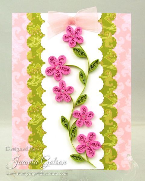 Quilling Ideas | Quilling Card Designs
