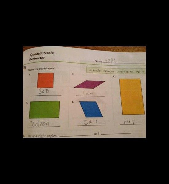 Best Kids Drawings Images On Pinterest Funny Kids Comedy And - 34 hilarious test answers
