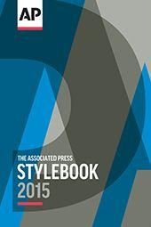 Associated Press Stylebook (2016)