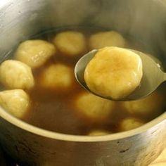 Knödel à la pomme de terre : 25 recettes gourmandes d'Alsace - Journal des…