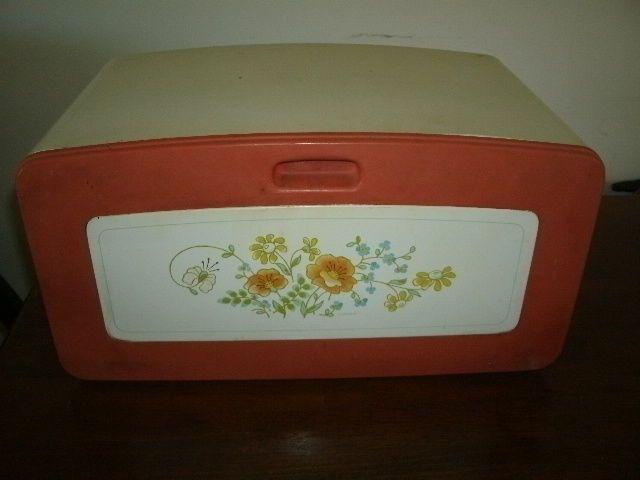 Vintage Corningware Breadbox Kitchen Home Decor Storage ...