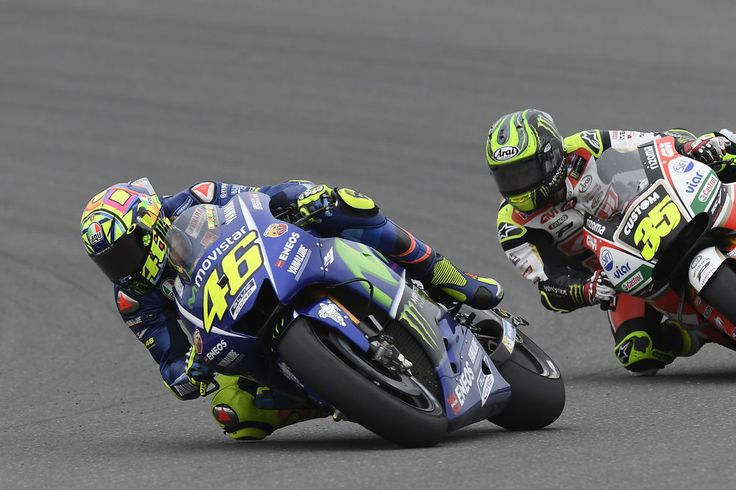 Valentino Rossi, Movistar Yamaha - ON THE RECORD | All About Otomotif